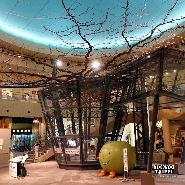 【鳥取二十世紀梨記念館】展示狂銷一世紀的有名梨子 還可以吃到飽