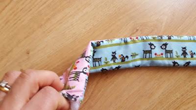 DIY Fabric headbands tutorial