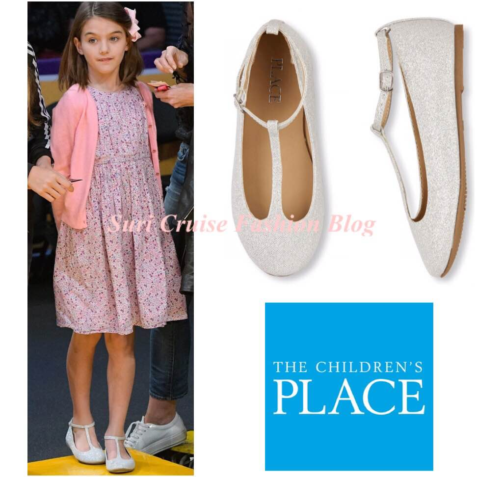 Suri Cruise Fashion Blog: January 2017: Suri at Lakers game