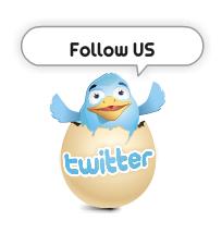 Twitter flaş butonu follow me
