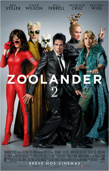 Download Zoolander 2 Dublado Torrent