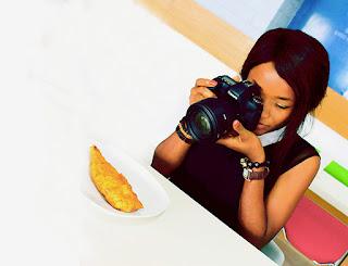 Okonkwo Adaobi of Dobby's Signature Nigerian food Blog