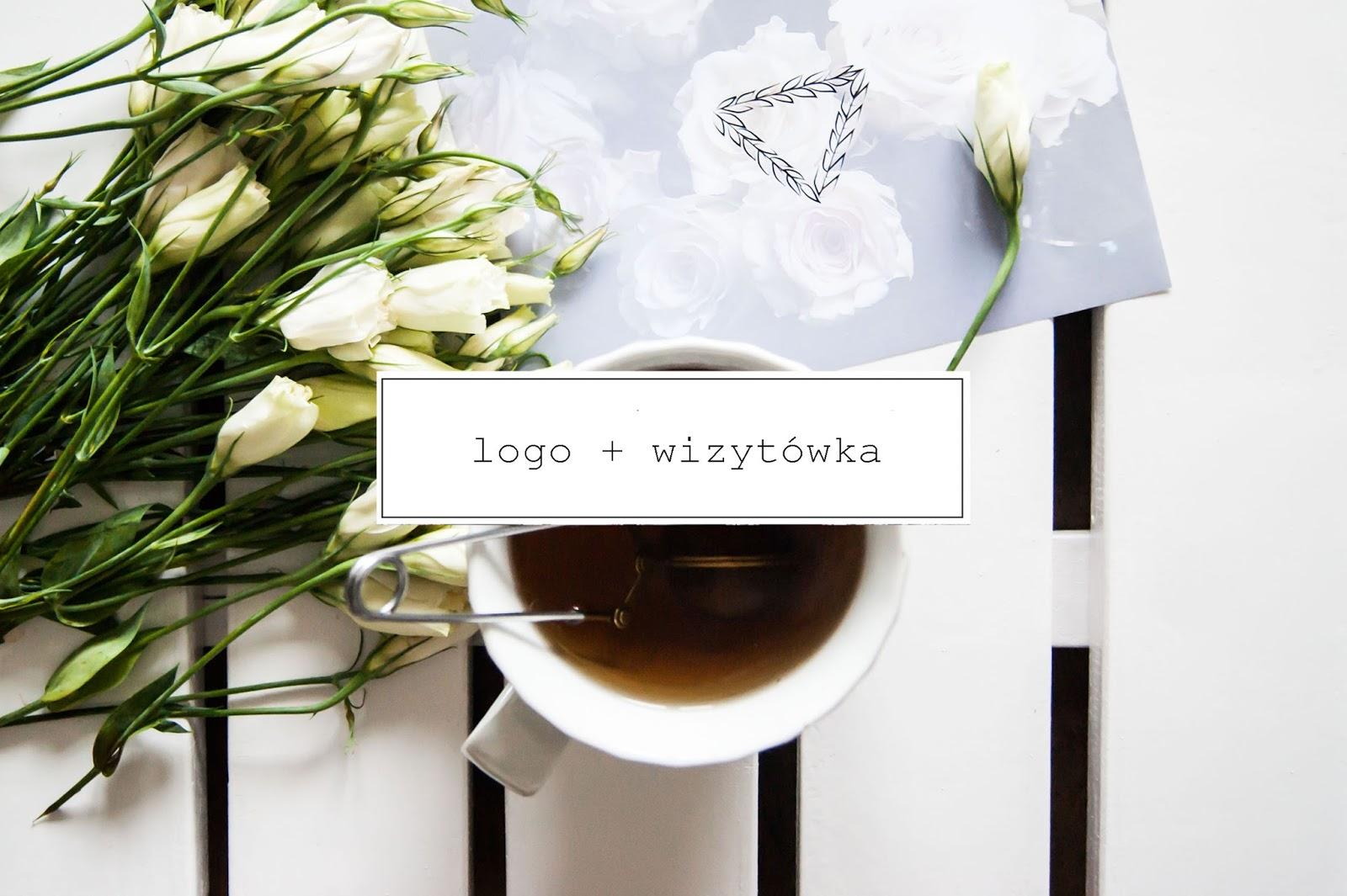 logo, jak zrobić wizytówkę