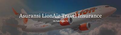 Tentang Asuransi Penerbangan Lion Air Simasnet