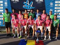 AS Coriolan Bacau este noua Vicecampioana a Ligii Campionilor la Minifotbal!