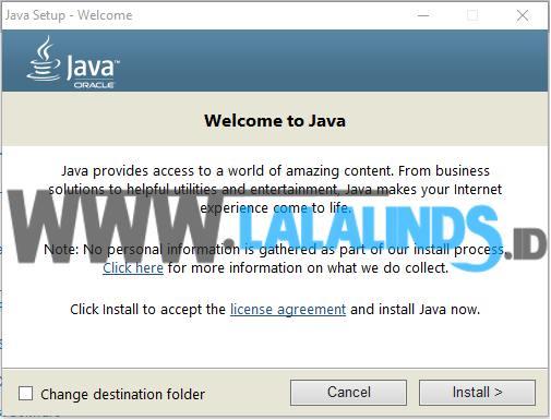 Download Java JRE 8 Update 144 Offline Installer