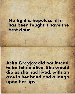 Asha Greyjoy Quotes