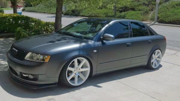 2003 Audi A4 Quattro Auto Restorationice
