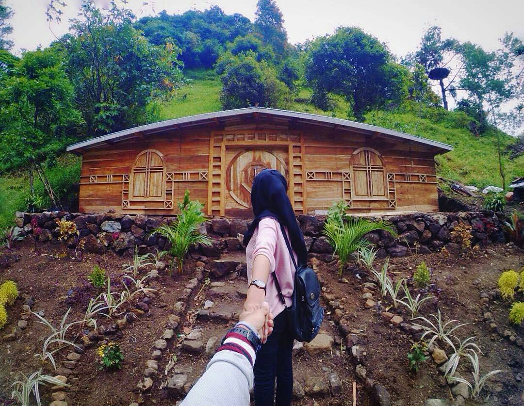 Rute Dan Lokasi Rumah Hobbit Wonomulyo Magetan