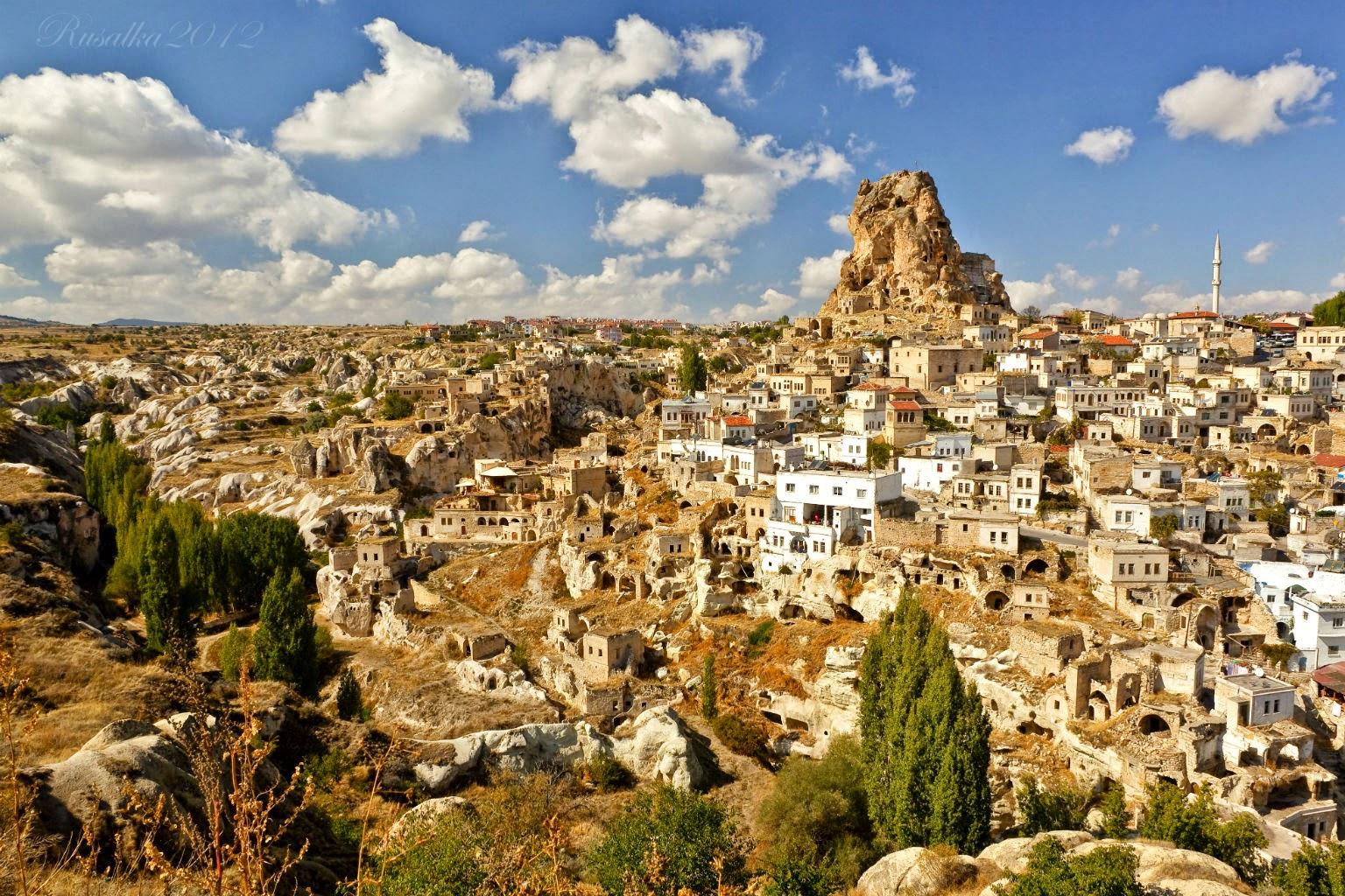 Ortahisar Gezi Rehberi – Nevşehir
