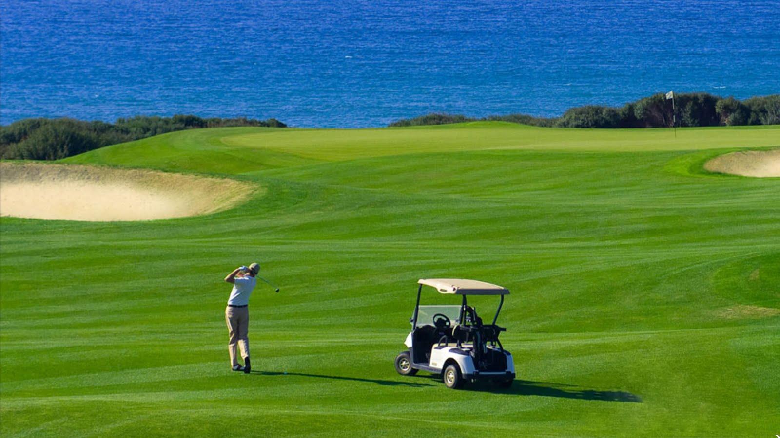 Sân Golf Quốc tế Móng Cái - địa điểm du lịch mới rất hấp dẫn