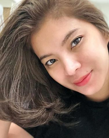 Angel Locsin Looks Really Cute In Their Sagada Trip