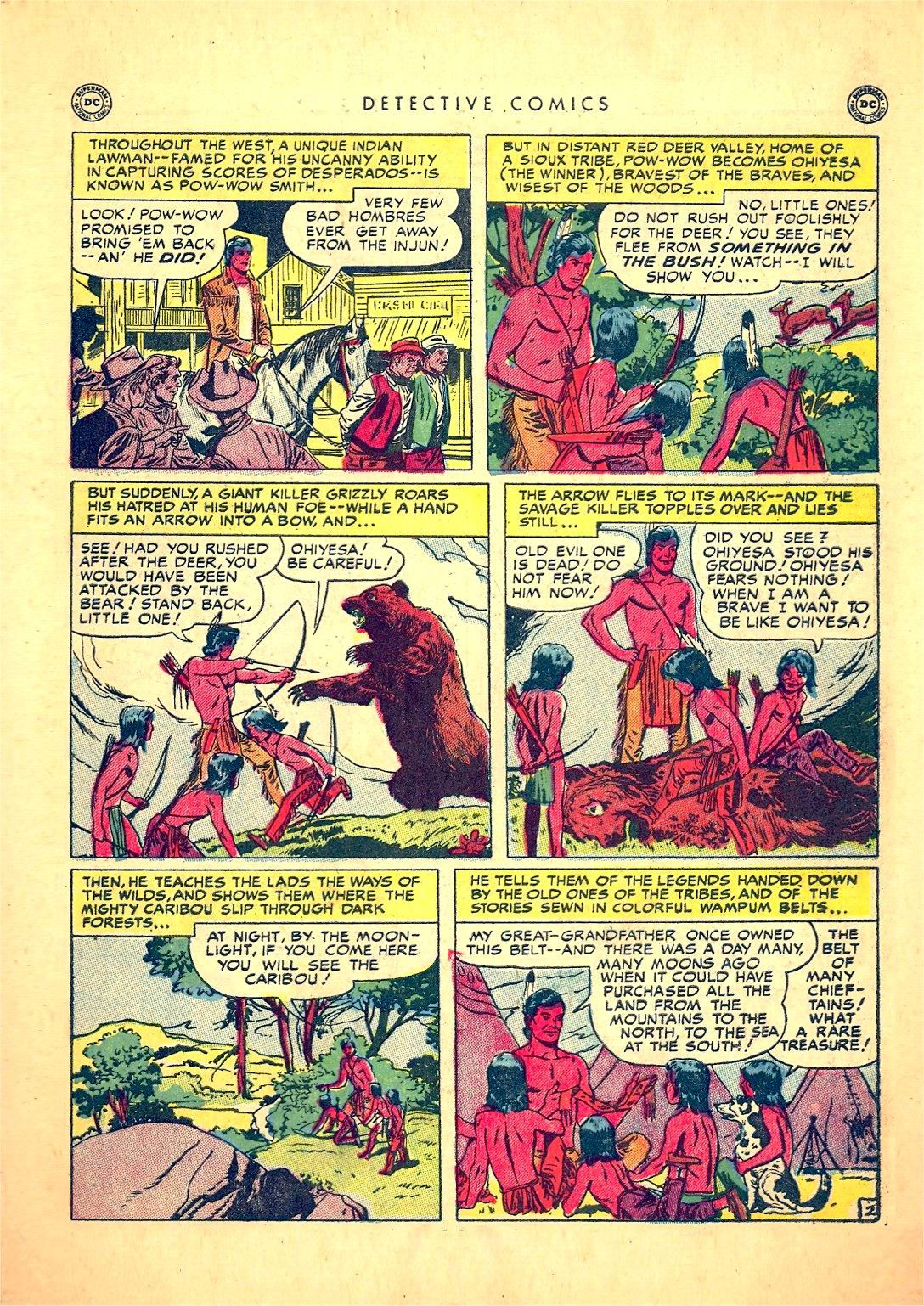 Read online Detective Comics (1937) comic -  Issue #166 - 39