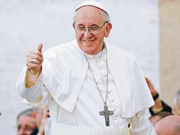 Autossustentável: Papa Francisco