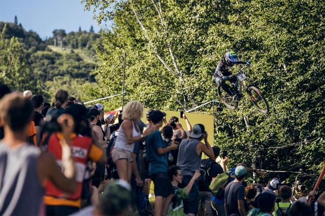 2016 Mont Sainte Anne UCI World Cup Downhill: Results and Highlights
