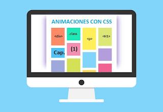 como hacer una animacion web con css