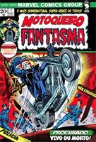 Motoqueiro Fantasma Vol. 01 (1973)