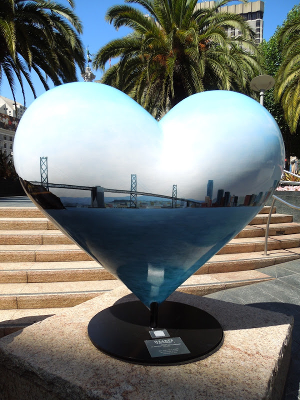 All Day All Night Hearts of San Francisco Marianne Bland