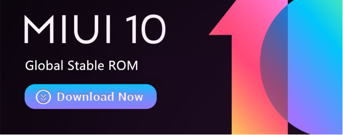 Download dan Cara Update ROM MIUI 10 Global Stable Versi 10.0.1 dan 10.0.2
