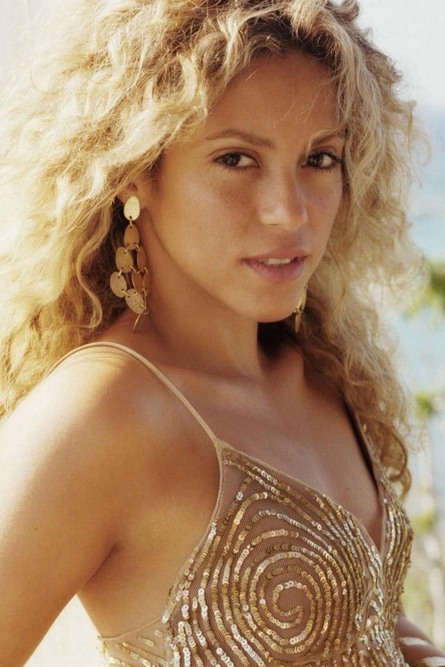 Shakira Hot And Sexy