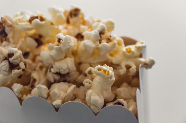 Popcorn Photo by Christian Wiediger on Unsplash