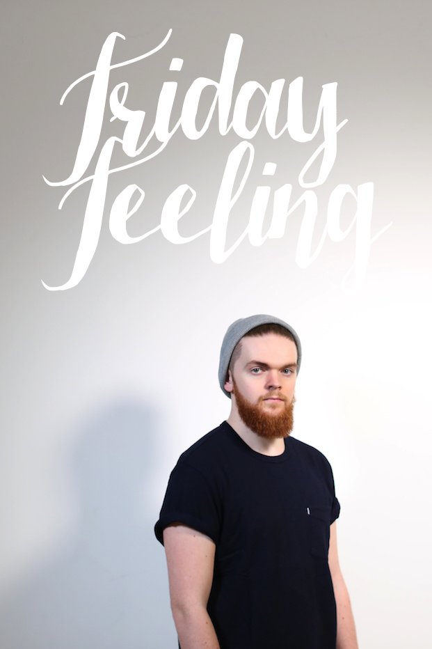 rljlowe | Friday Feeling: Album of the Week - Jack Garratt