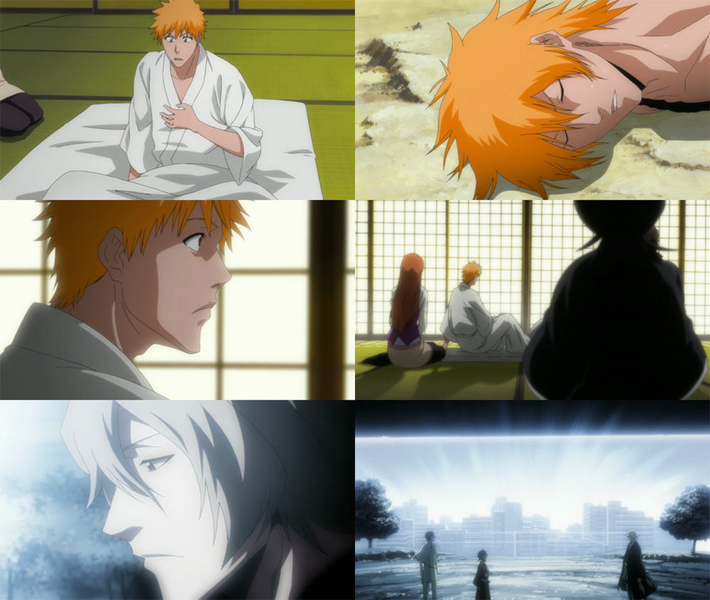 Bleach episode 310 ichigo vs aizen - Les vacances de lamour