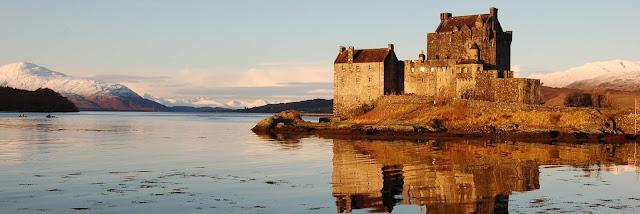 Eilean Donan Castle - Picture by Aurora B&B in Shieldaig