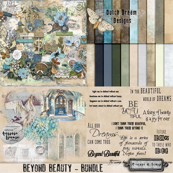 Beyond Beauty bundle