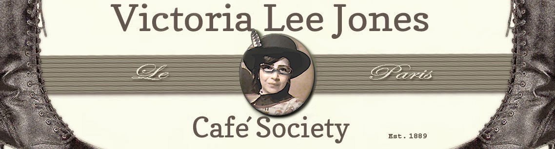Victoria Lee Jones Café Society Mini Series