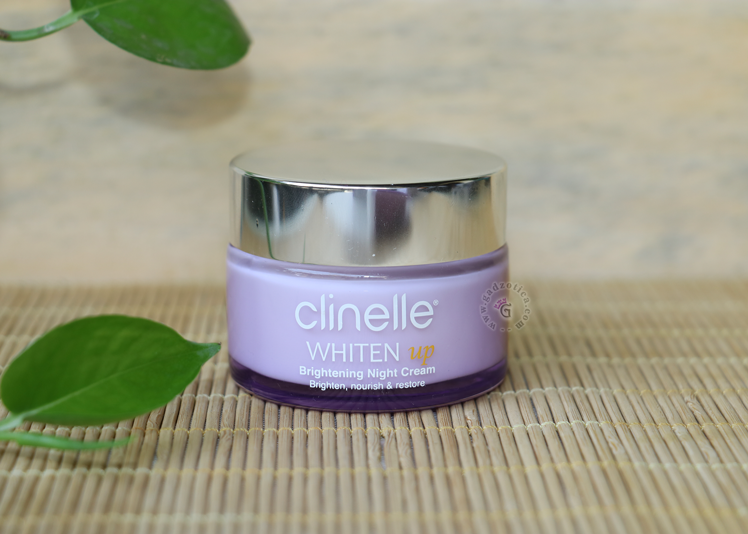 Clinelle Whiten Up Night Cream