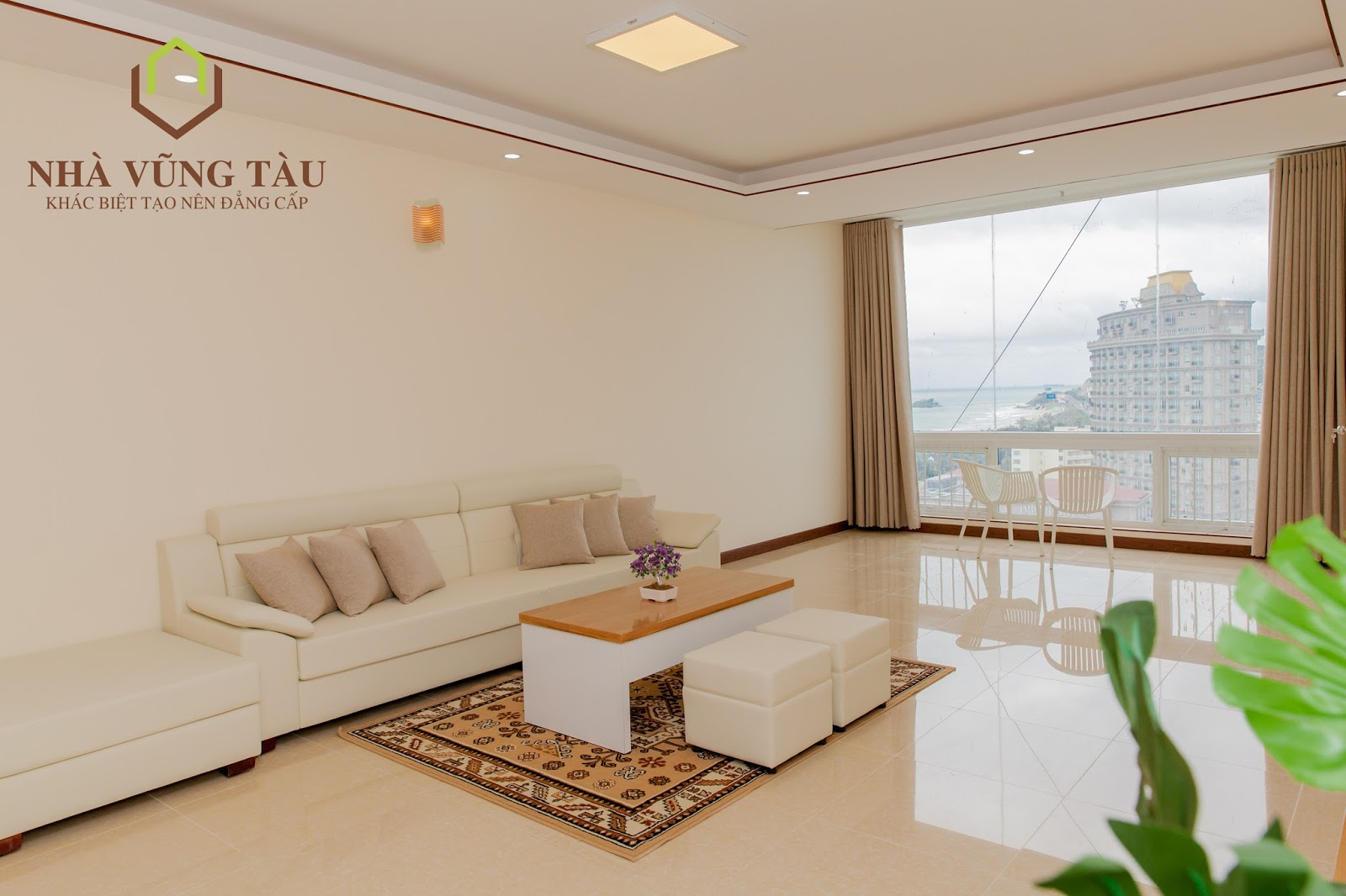 ST3.04 - 3 BEDROOMS – SON THINH TOWER – SEAVIEW APARTMENT FOR RENT ...