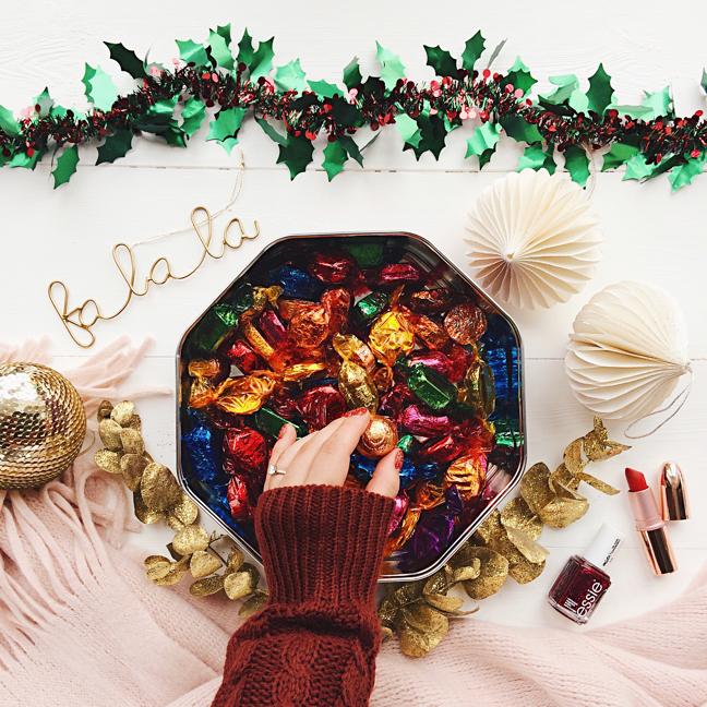 Christmas instagram