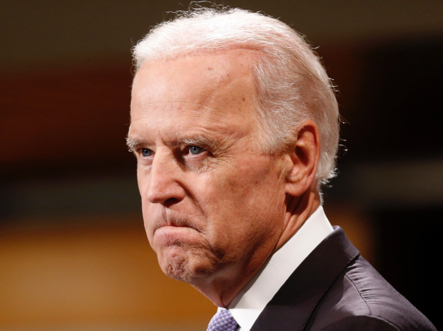 BIDEN: As I Watched A Trump Rally In October, I Said, 'Son Of A Gun — We May Lose This Election'