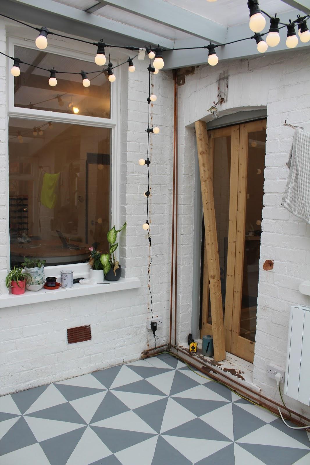 DIY Conservatory Renovation