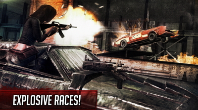 Download Game Death Race MOD APK Unlimited Money