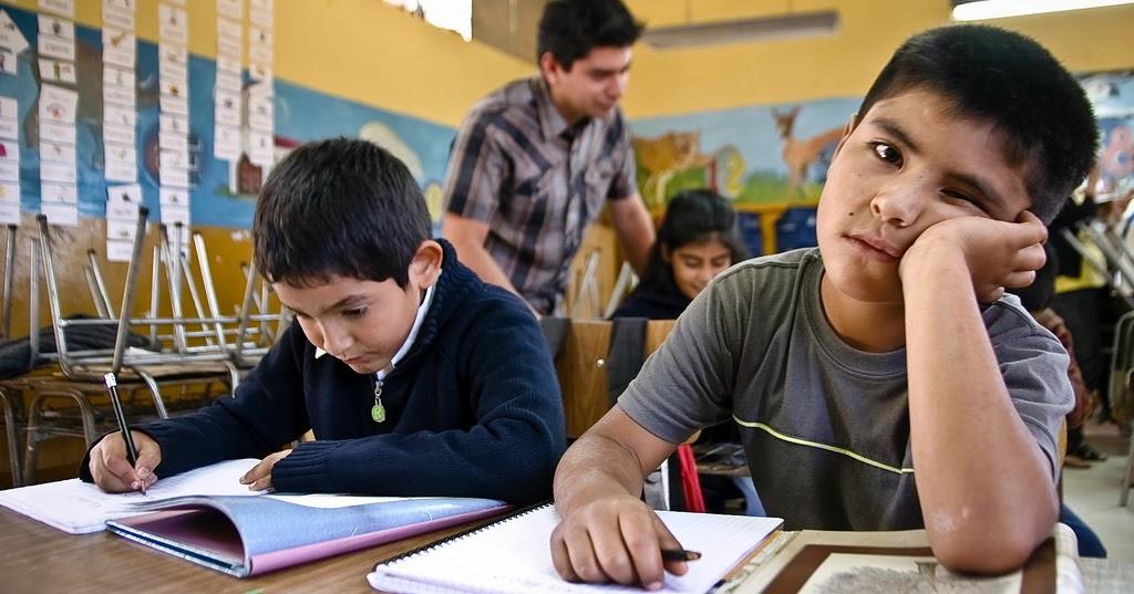 De una educación aburrida a una educación emocionante