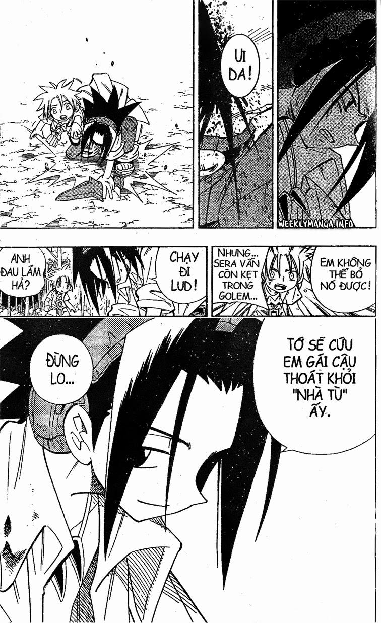 Shaman King [Vua pháp thuật] chap 194 trang 8