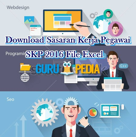 Download SKP Terbaru 2016 File Excel