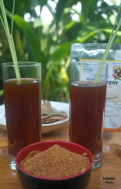 resep minuman herbal wedang uwoh