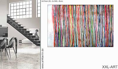 Schöne Kunst, moderne  Malerei, hochwertige  Acrylbilder aus Berlin! Expertentipp: Bei Kunstkauf auf das gute Bauchgefühl hören.