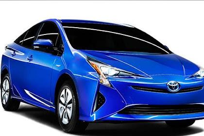 Toyota Prius Plug in 2017