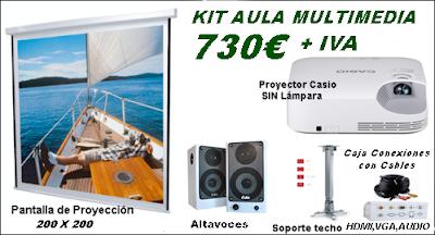 http://www.campuspdi.com/kit-aula-multimedia-pantalla-de-proyeccion-manual-traulux-200x200--proyector-casio-serie-core-xjv2--led-laser-funciona-sin-lampara--soporte-de-techo---altavoces-y-caja-de-conexiones-de-10mts-con-cable-vga-hdmi-y-audio-p-15-50-17309-o-1/
