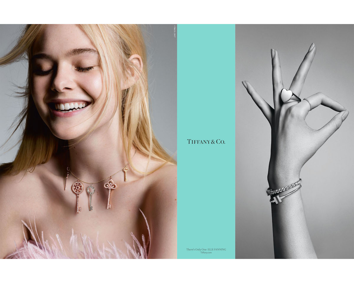 Tiffany & Co's Fall 2017 Ad Campaign