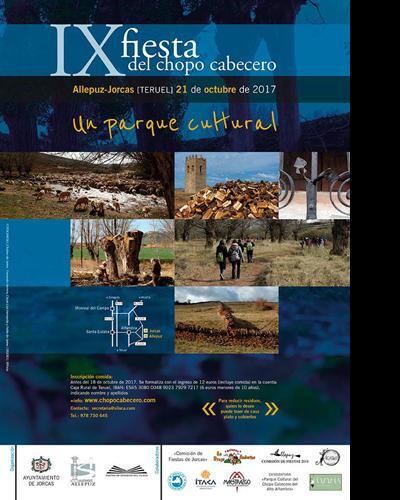 IX Fiesta del Chopo Cabecero en Allepuz y Jorcas