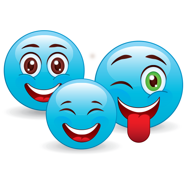 Group of emojis