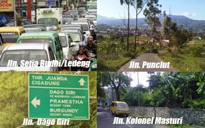 Tak Ingin Terjebak Macet ke Lembang? Inilah Beberapa Rute Alternatifnya