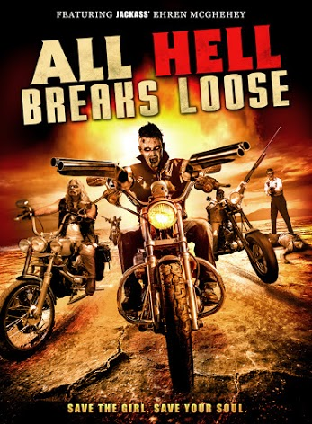 all hell breaks loose poster