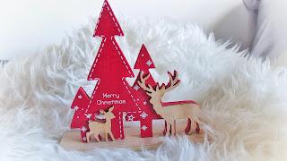 """El rojo, el color del """"fuego y la Navidad"""""""