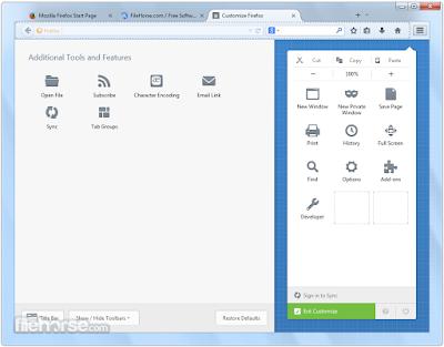 Download Mozilla Firefox 45.0.1 Terbaru 2016 (D1 KAB Sore) Screenshot3.png